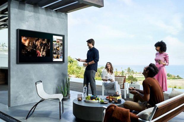 تلویزیون Terrace سامسونگ