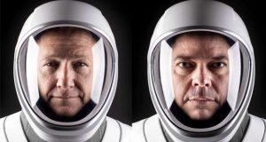 ارسال فضانوردان ناسا