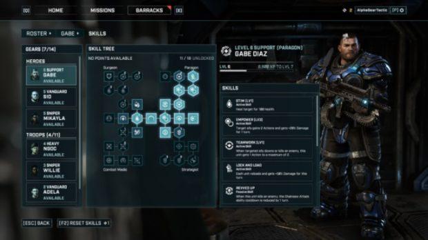 بازی Gears Tactics