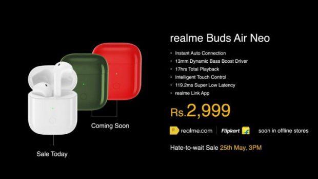ریلمی Buds Air Neo
