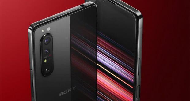 سونی اکسپریا 1 مارک 2 5 جی - Sony Xperia 1 II 5G