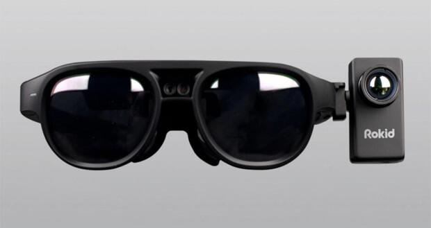 عینک هوشمند ضد کرونا T1