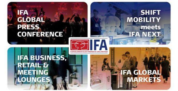 برگزاری نمایشگاه IFA 2020