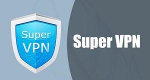 برنامه SuperVPN , وی پی ان اندرویدی