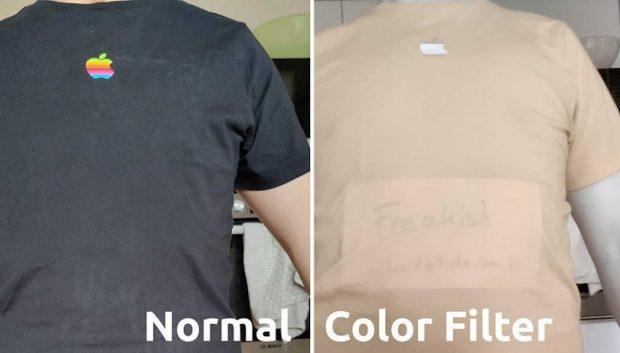 فیلتر رنگ وان پلاس 8 پرو