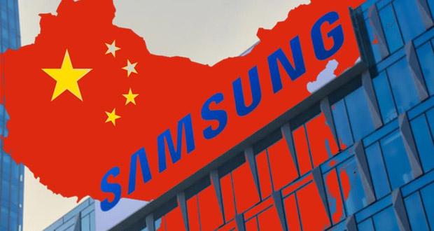 خرابی دست جمعی گوشی های سامسونگ در چین!