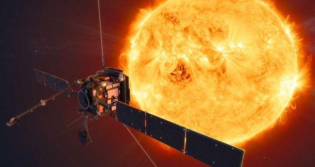 مدارگرد خورشید ESA به نزدیکترین فاصله تا خورشید رسید