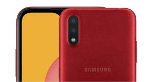 تاریخ رونمایی گلکسی ام 01 اس - Samsung Galaxy M01s