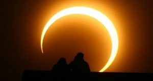 خورشید گرفتگی یکشنبه 1 تیر ماه را از دست ندهید!