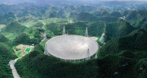 تلسکوپ عظیم فاست چین به دنبال موجودات فضایی میگردد