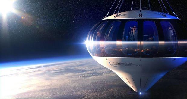 گردشگری فضایی با بالونهایی که شما را به فضا میبرند!