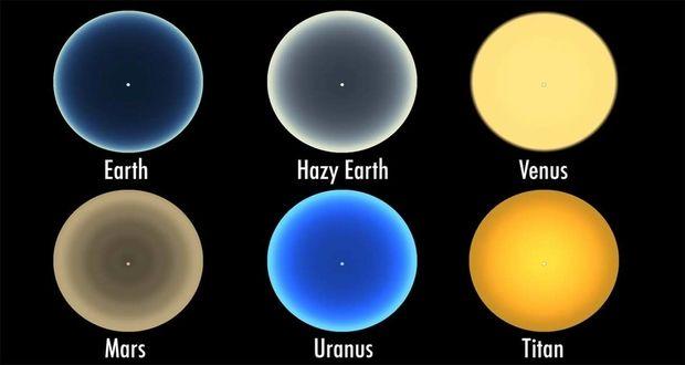 ویدیوهای ناسا از غروب خورشید روی سیارههای مختلف را اینجا ببینید