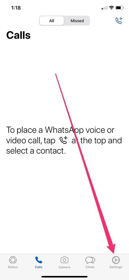 نحوه بکاپ گرفتن از واتساپ
