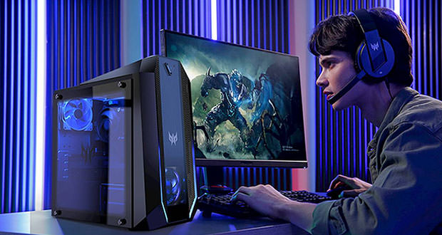رایانههای دسکتاپ مخصوص بازی ایسر