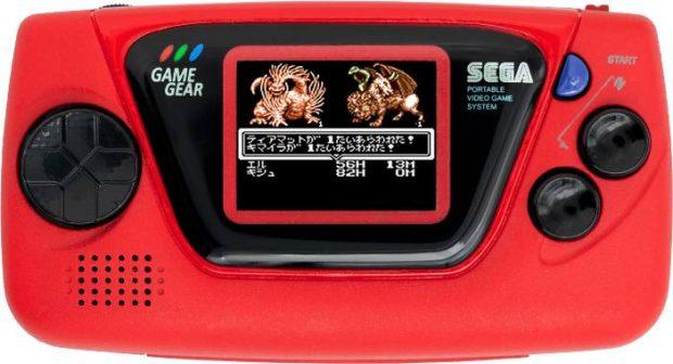 کنسول دستی Game Gear Micro