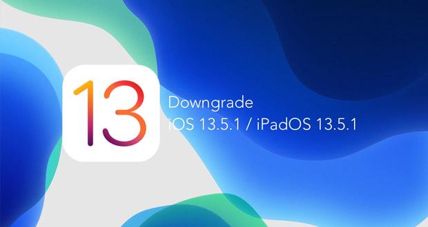 آپدیت iOS 13.5.1