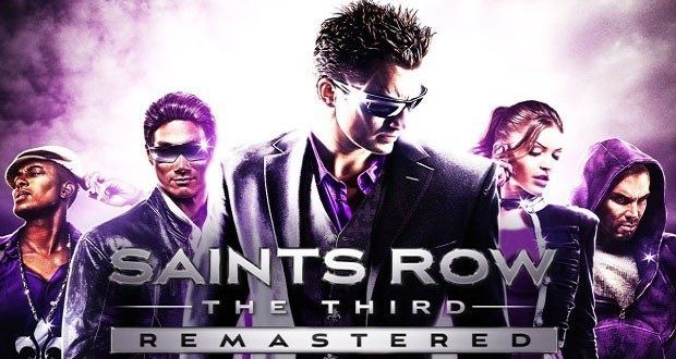 بازی Saints Row: The Third Remastered