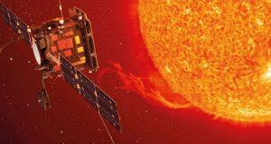نزدیکترین تصاویر از خورشید