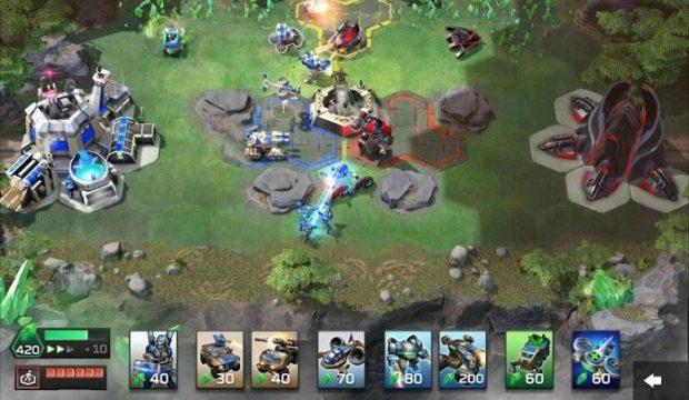 بهترین بازی های استراتژی موبایل