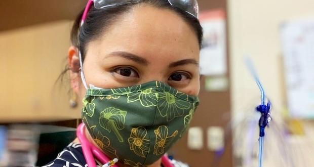 آزمایش کارایی انواع ماسک تنفسی برای مقابله با کرونا را در این ویدیو ببینید