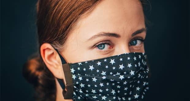 دو روش ساده برای آزمایش کارایی ماسک های پارچه ای و خانگی