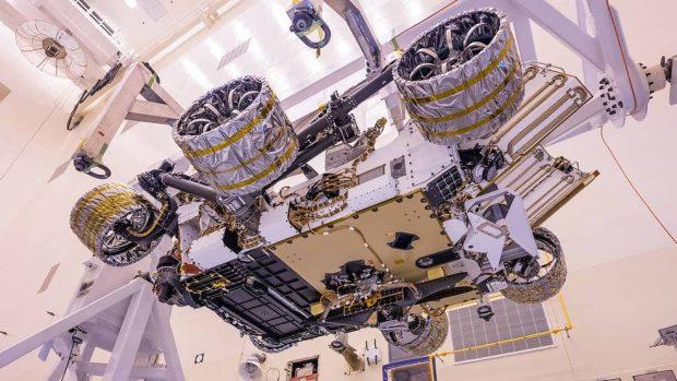 کاوشگر استقامت ناسا پنجشنبه این هفته به مریخ میرود