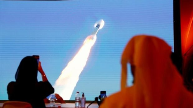 کاوشگر اماراتی امید با موفقیت راهی سیاره مریخ شد
