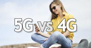 تفاوت شبکه 5G و 4G در چیست؟