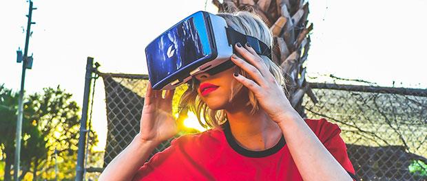 واقعیت افزوده مجازی