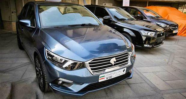 شرایط فروش ایران خودرو K132