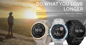 ساعت های هوشمند گارمین