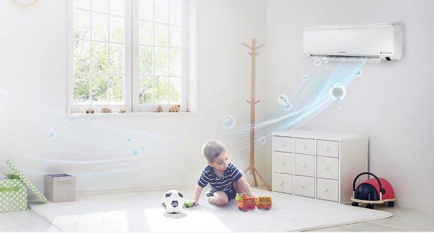 با فناوری جدید دستگاههای تصفیه هوا و کولرهای گازی سامسونگ آشنا شوید