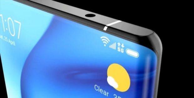 رندر Huawei Mate 40