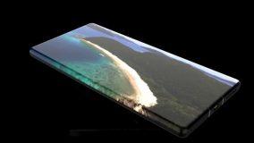 Huawei Mate 40 رندر