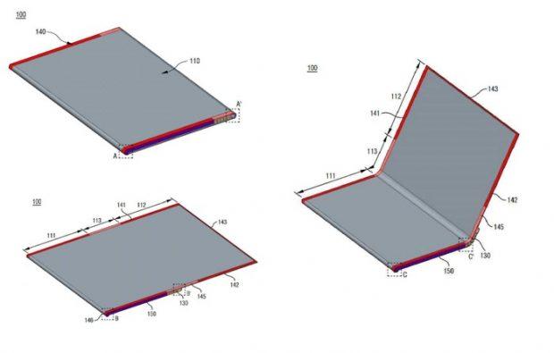 نمایشگر رول شونده ال جی چم - LG Chem