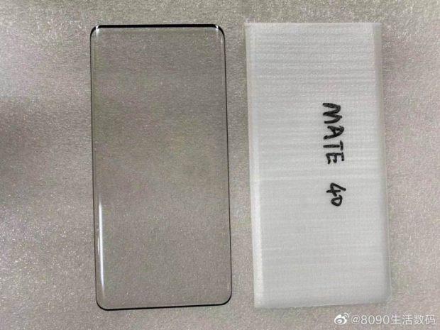 صفحه نمایش Huawei Mate 40
