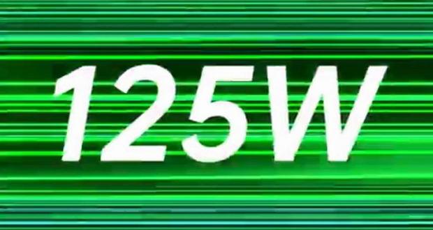 شارژ سریع 125 وات اوپو