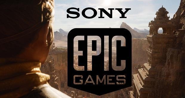 سرمایه گذاری سونی در اپیک گیمز