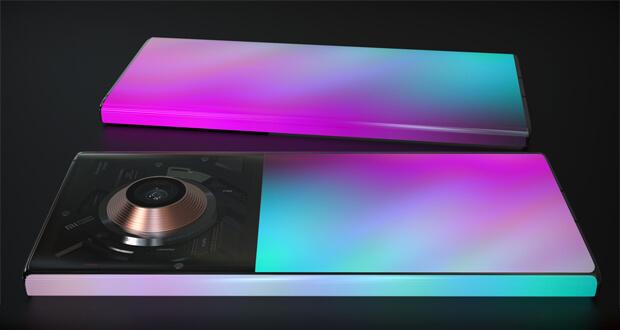 نسل جدید گوشی شیائومی می میکس با نمایشگر دوگانه و یک دوربین بزرگ