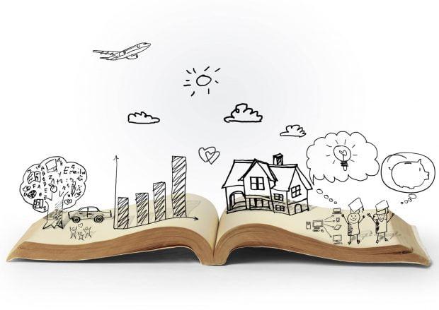 کلمات نامرئی ساختارهای مخفی دنیای داستاننویسی را تشکیل دادهاند