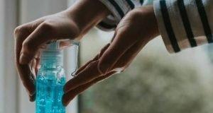 شستن مداوم دست ها