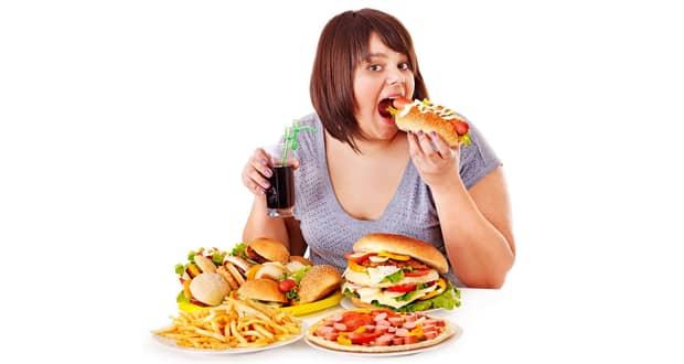 پرخوری چه تاثیراتی روی بدن ما دارد؟