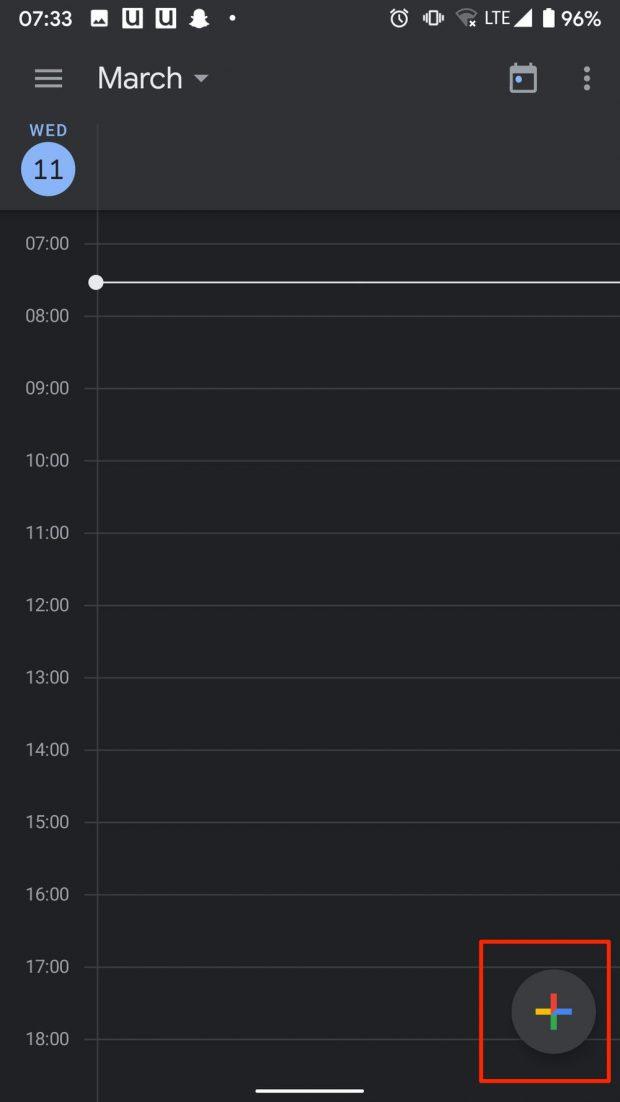 چگونه با استفاده از Google Calendar هشدار یادآور تنظیم کنیم