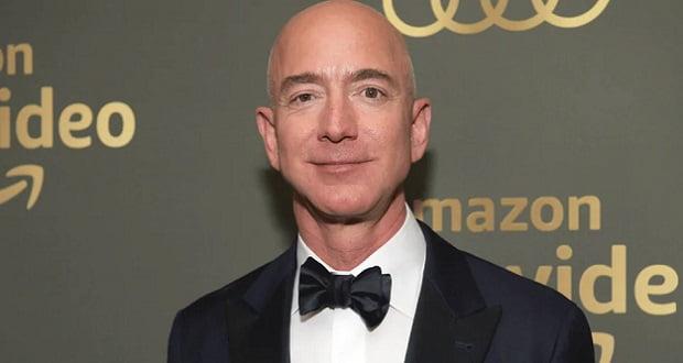 جف بزوس , ثروتمندترین مرد تاریخ
