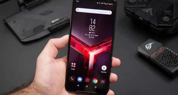 کالبدشکافی گوشی ROG Phone 3 - ایسوس راگ فون 3