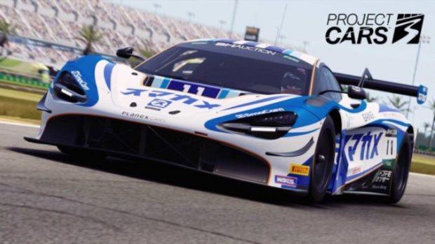 بازی Project CARS 3