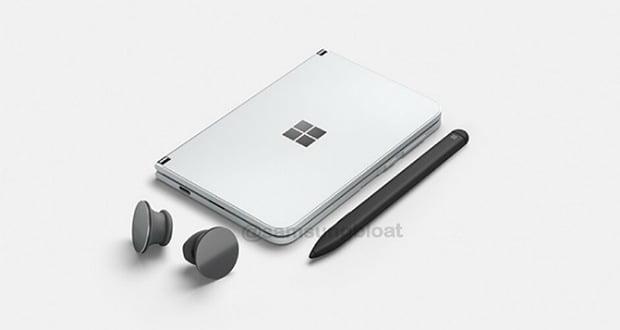 مایکروسافت Surface Duo - سرفیس دوئو