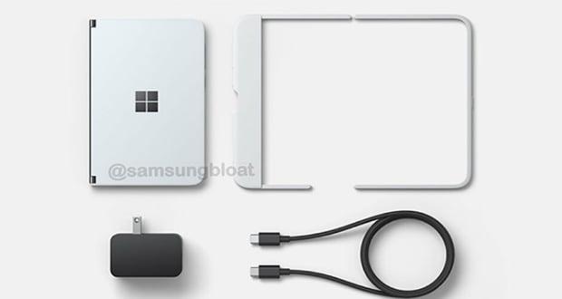 مشمایکروسافت Surface Duo - سرفیس دوئو