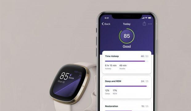 ساعت هوشمند فیت بیت سنس - Fitbit Sense