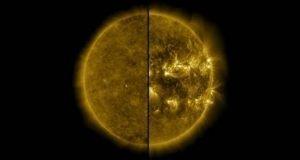 خورشید وارد چرخه جدید زندگی خود شد